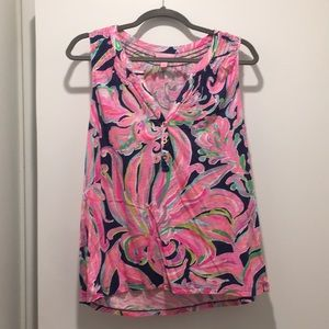 Lilly Pulitzer Essie top Large